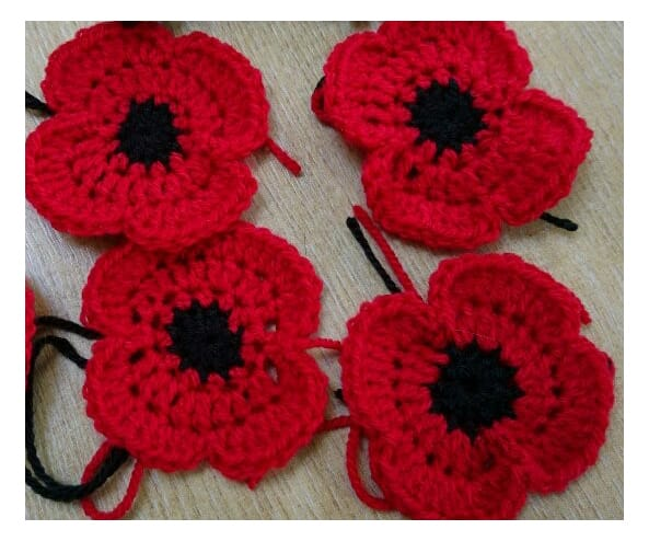 Join The Kent Knitted Poppy Campaign Closs Hamblin