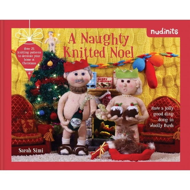 In-Store Book Signings: Nudinits, A Naughty Knitted Noel