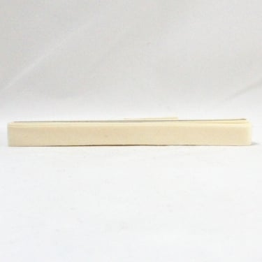 2.5m x 12mm Bias Binding - Ivory