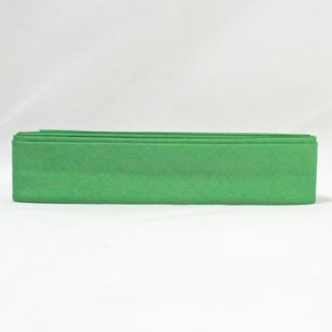 2.5m x 25mm Bias Binding - Emerald