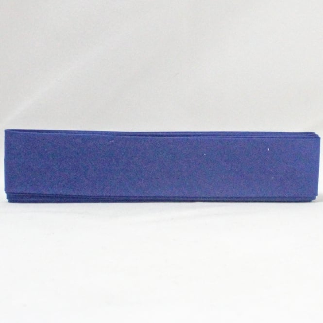 2.5m x 25mm Bias Binding - Royal