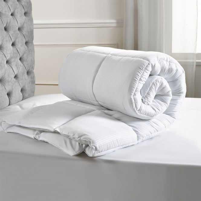 5 Star Luxury White Double Duvet - 10.5 Tog
