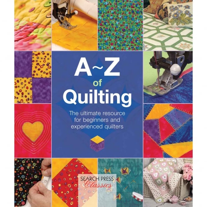 A To Z Of Quilting