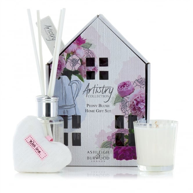Artistry Collection Peony Blush Home Gift Set