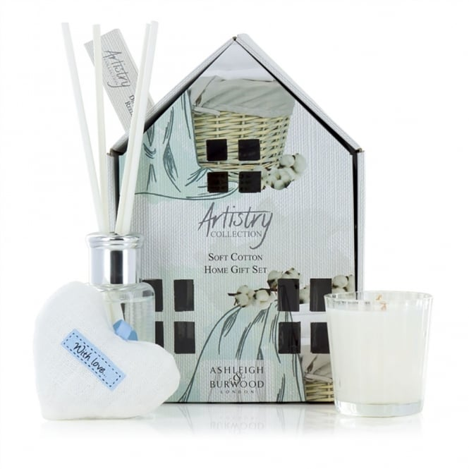 Artistry Collection Soft Cotton Home Gift Set