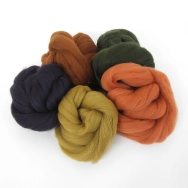 Autumn Merino Wool Bundle