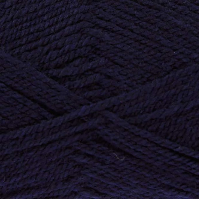 King Cole Baby Comfort DK 100g Knitting Yarn - Navy (613)