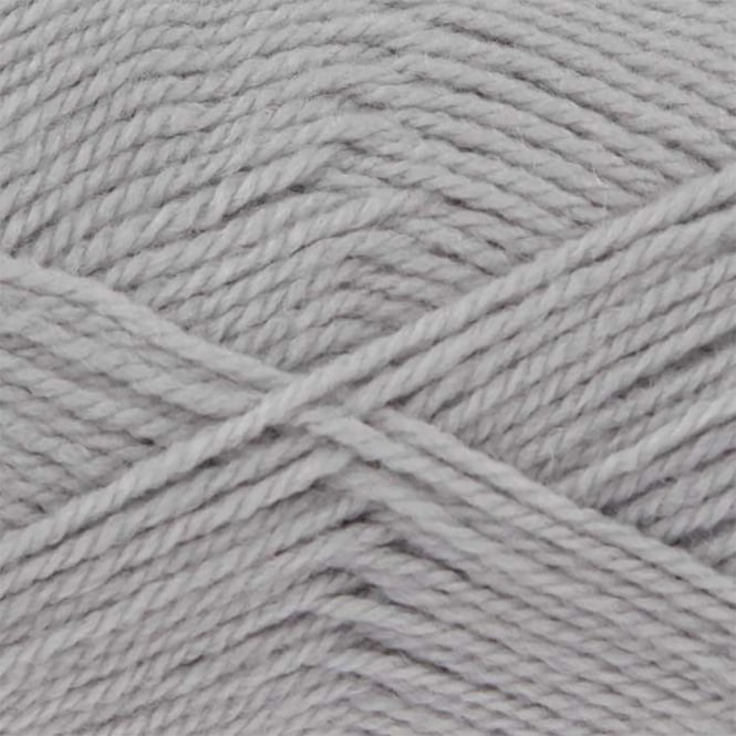 King Cole Baby Comfort DK 100g Knitting Yarn - Silver (722)