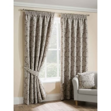 Salisbury Champagne Ready Made Curtains