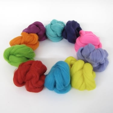 Brights Merino Wool Bundle