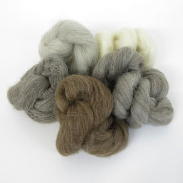 British Breeds No. 1 Wool Bundle