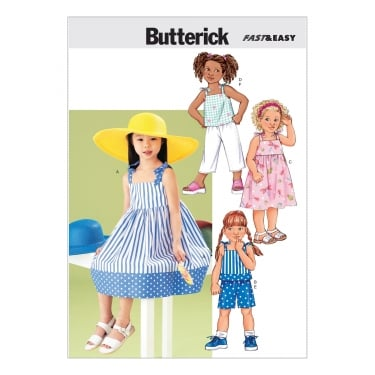 Butterick Sewing Pattern 3477