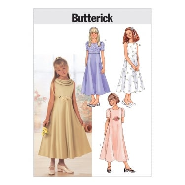 Butterick Sewing Pattern 3714