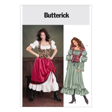 Butterick Sewing Pattern 3906