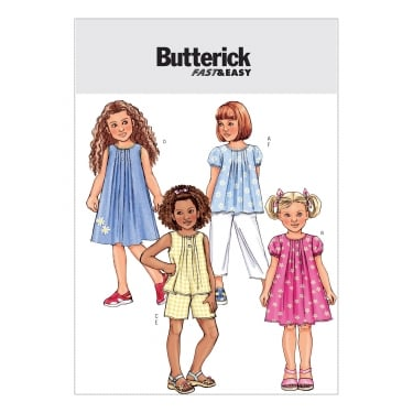Butterick Sewing Pattern 4176