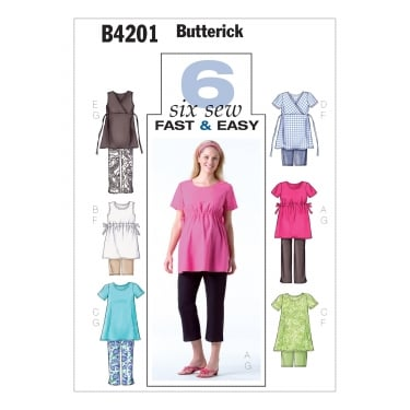 Butterick Sewing Pattern 4201