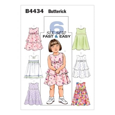 Butterick Sewing Pattern 4434