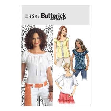 Butterick Sewing Pattern 4685