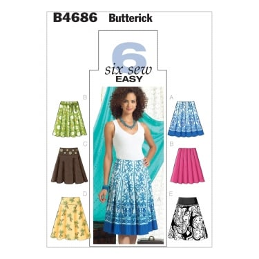 Butterick Sewing Pattern 4686