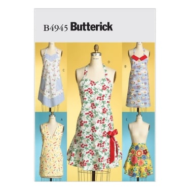 Butterick Sewing Pattern 4945 All Sizes