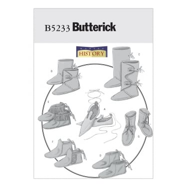 Butterick Sewing Pattern 5233 All Sizes