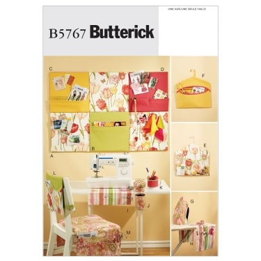 Butterick Sewing Pattern 5767 One Size