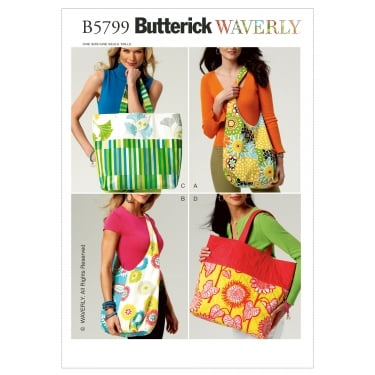 Butterick Sewing Pattern 5799 One Size