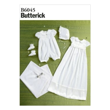 Butterick Sewing Pattern 6045 All Sizes