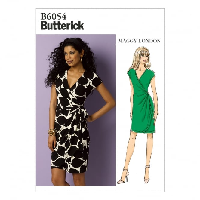 Butterick Sewing Pattern 6054 E5 Size 14 - 22