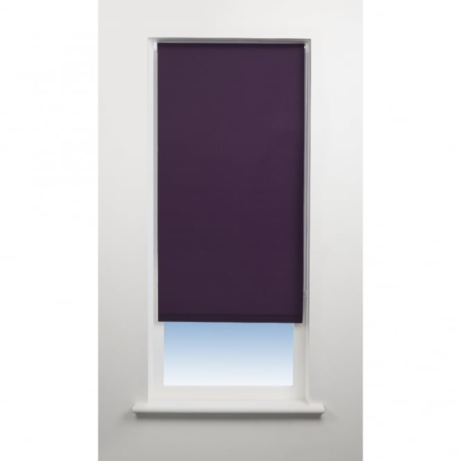 C&H Grape Daylight Roller Blinds