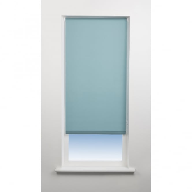 C&H Sea Green Daylight Roller Blinds