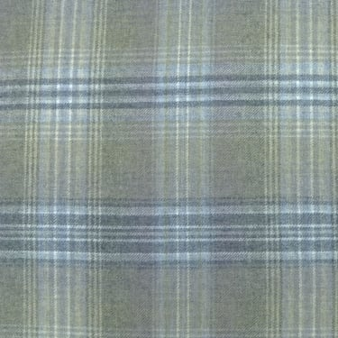 Chess Designs Balmoral Heather Wool Check Fabric