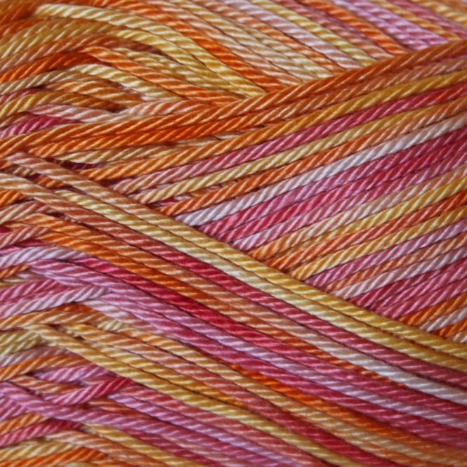 Sirdar Cotton Prints DK 100gm 356 Sunburst