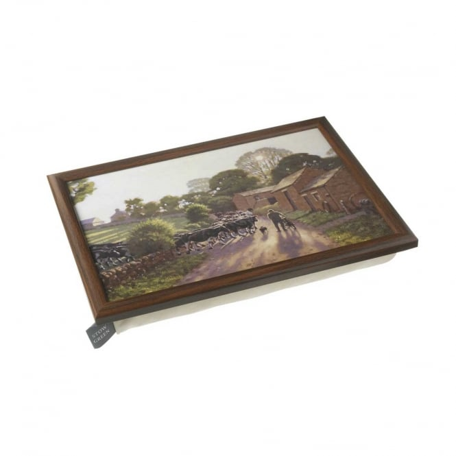 Country Life Milking Lap Tray