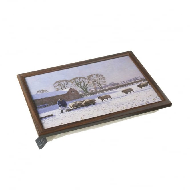 Country Life Winter Lap Tray