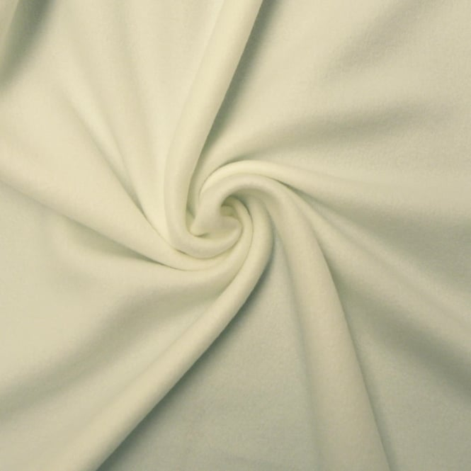 Cream Polar Fleece