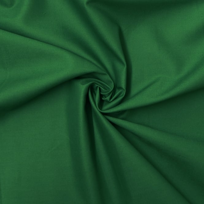 Dark Green Plain Craft Cotton