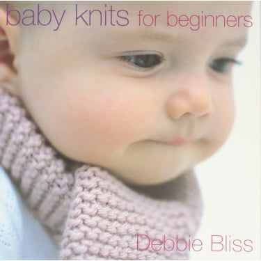 Debbie Bliss Baby Knits for Beginners Book