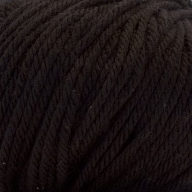 Debbie Bliss Cashmerino Aran 50g Yarn - Black (300)