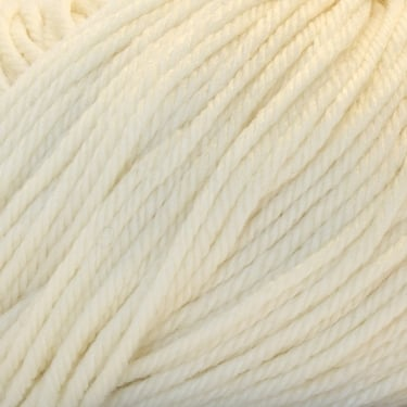 Debbie Bliss Cashmerino Aran 50g Yarn - Cream (101)
