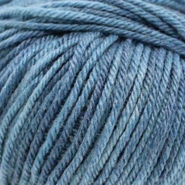Debbie Bliss Cashmerino Aran Tonals 50g Knitting Yarn - Peacock (7)