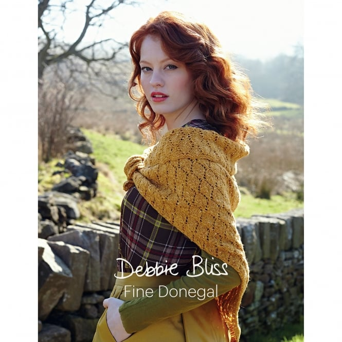 Debbie Bliss Fine Donegal Book