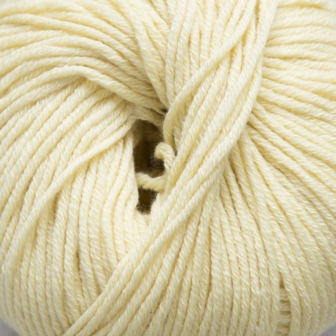 Debbie Bliss Mia 50g Knitting Yarn - Buttermilk (19)