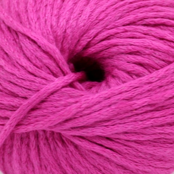 Debbie Bliss Sita Silk Cotton 50g Knitting Yarn - Fuschia (09)