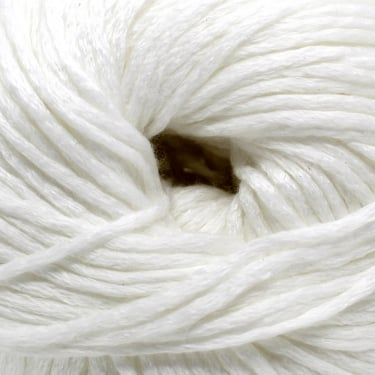 Debbie Bliss Sita Silk Cotton 50g Knitting Yarn - Ivory (01)
