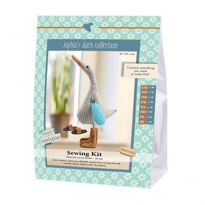 Dotti Duck Sewing Kit