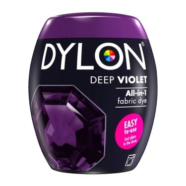 Dylon Machine Dye Pod Deep Violet