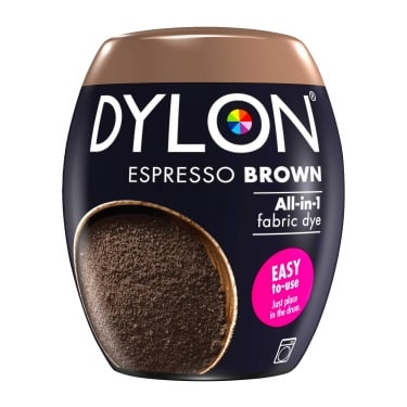 Dylon Machine Dye Pod Espresso Brown