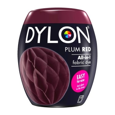 Dylon Machine Dye Pod Plum Red