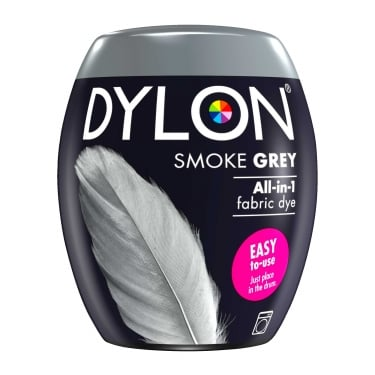Dylon Machine Dye Pod Smoke Grey